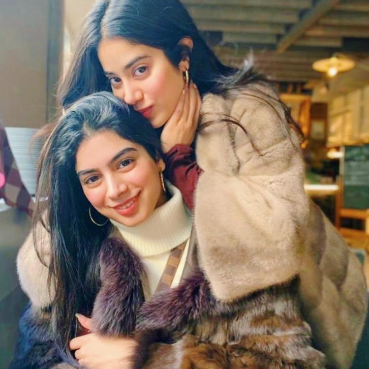 Janhvi Kapoor sets sibling goals with an endearing goodbye post for Khushi Kapoor as she heads to NYC