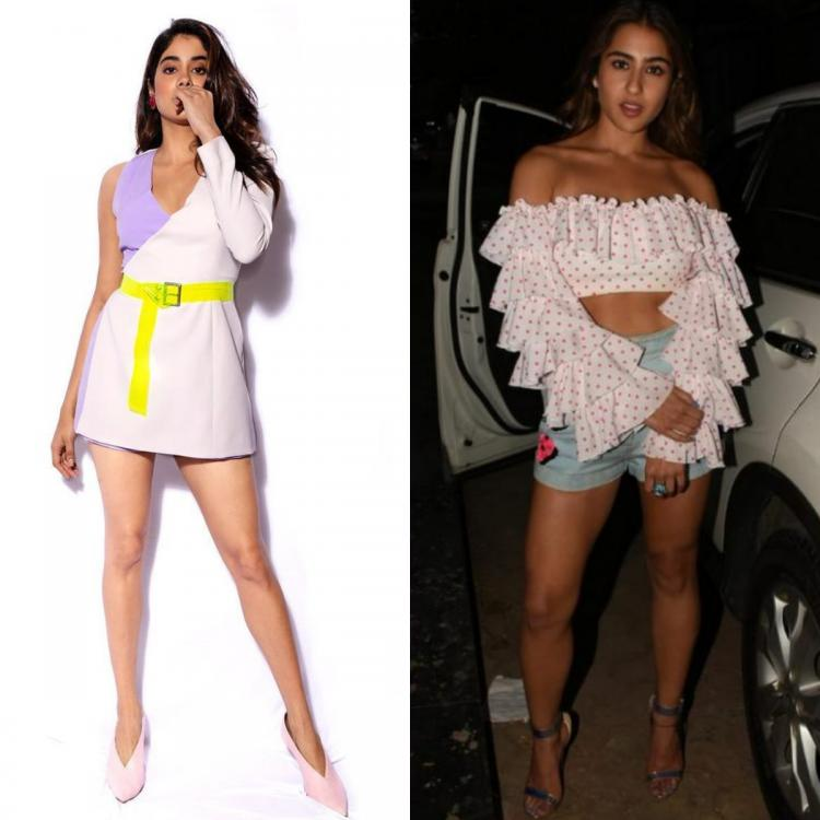 Janhvi Kapoor to Sara Ali Khan: ALL the celebrity looks from yesterday you shouldn't miss out on