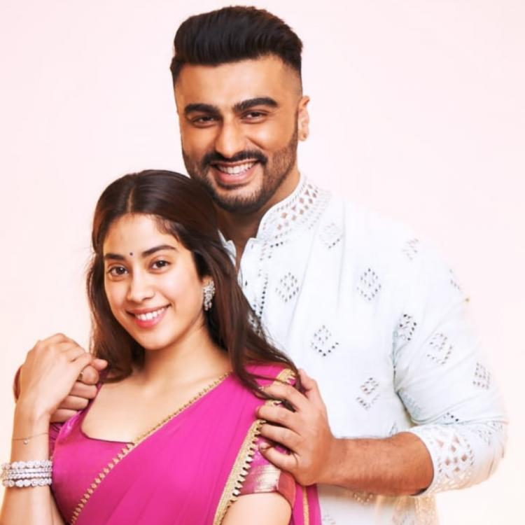 Diwali 2019: Janhvi Kapoor's pictures with brother Arjun Kapoor are what sibling goals look like