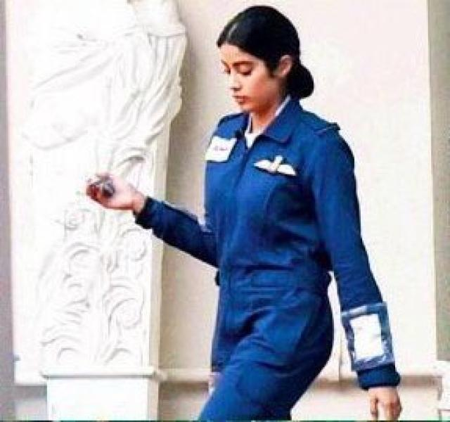 EXCLUSIVE: Janhvi Kapoor is doing THIS to get into the character of IAF pilot Gunjan Saxena for the biopic