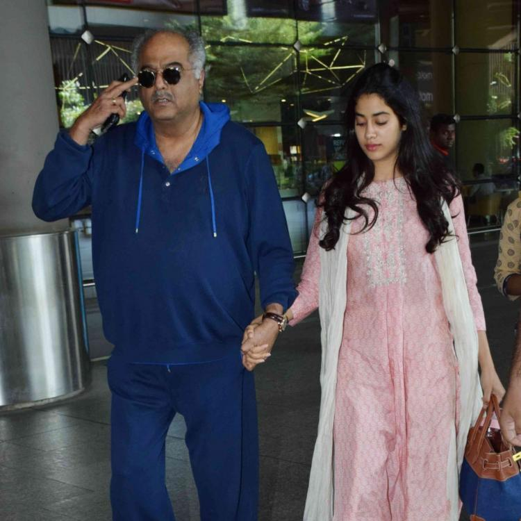 Two more staff members test positive for COVID 19 at Janhvi Kapoor's residence