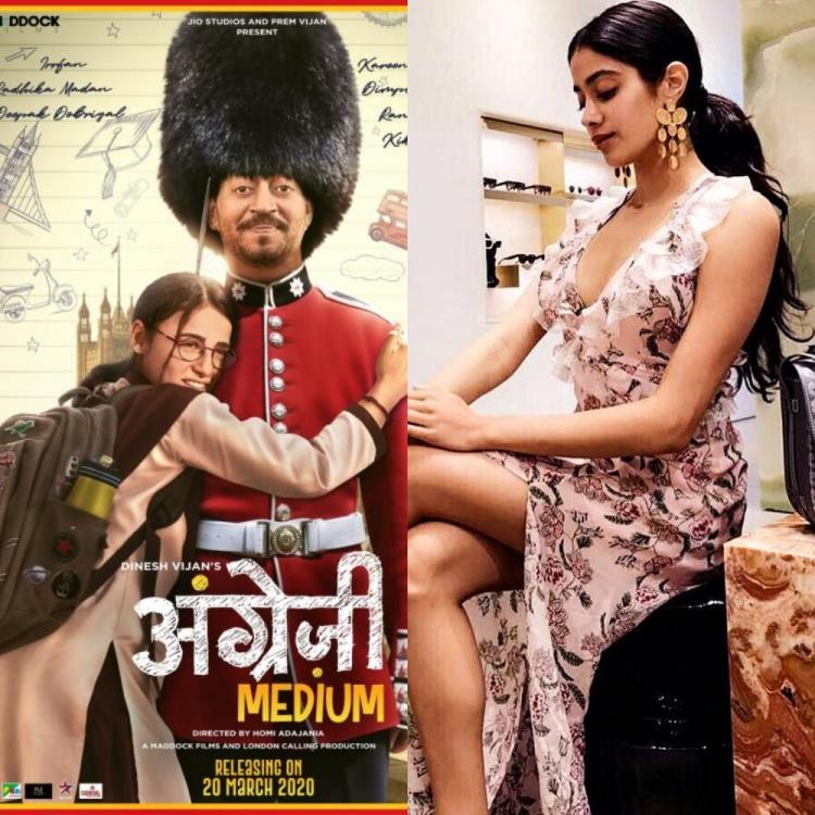 Angrezi Medium: Janhvi Kapoor, Shraddha Kapoor & others REACT to Irrfan starrer; Here's what they have to say