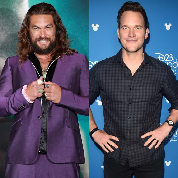 Jason Momoa calls out Chris Pratt on Instagram for THIS reason; Check out the latter's reply