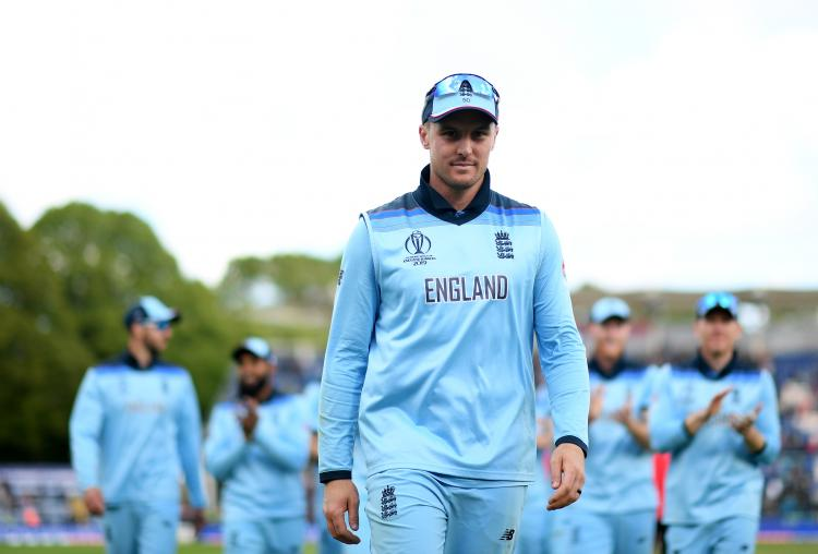 ICC World Cup 2019: England opener Jason Roy to miss next two matches due to injury