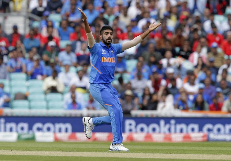 ICC World Cup 2019: Jasprit Bumrah terms white ball pitches in England 'flattest' in world