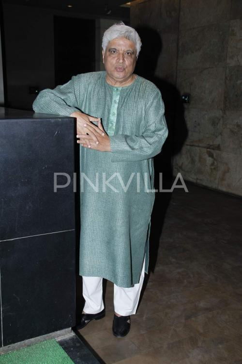 Javed Akhtar: Restricting art in the name of culture should neither happen in Pakistan nor India