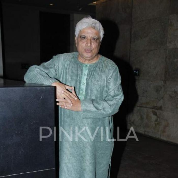 Javed Akhtar denies writing any song for the Narendra Modi