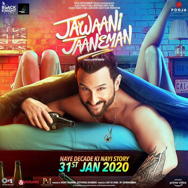 Jawaani Jaaneman Box Office Collection Day 2: Saif Ali Khan starrer sees 50 percent growth; Collects Rs 4.5 cr