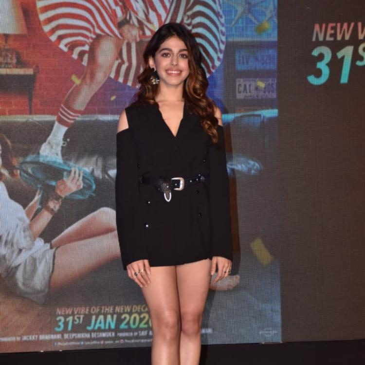 Jawaani Jaaneman's Alaya F reveals she wants to work with Kartik Aaryan, Varun Dhawan; Admires Alia & Deepika