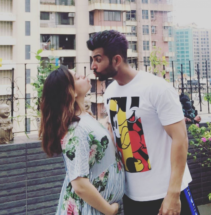 Jay Bhanushali REVEALS taking lullaby classes now for his first kid