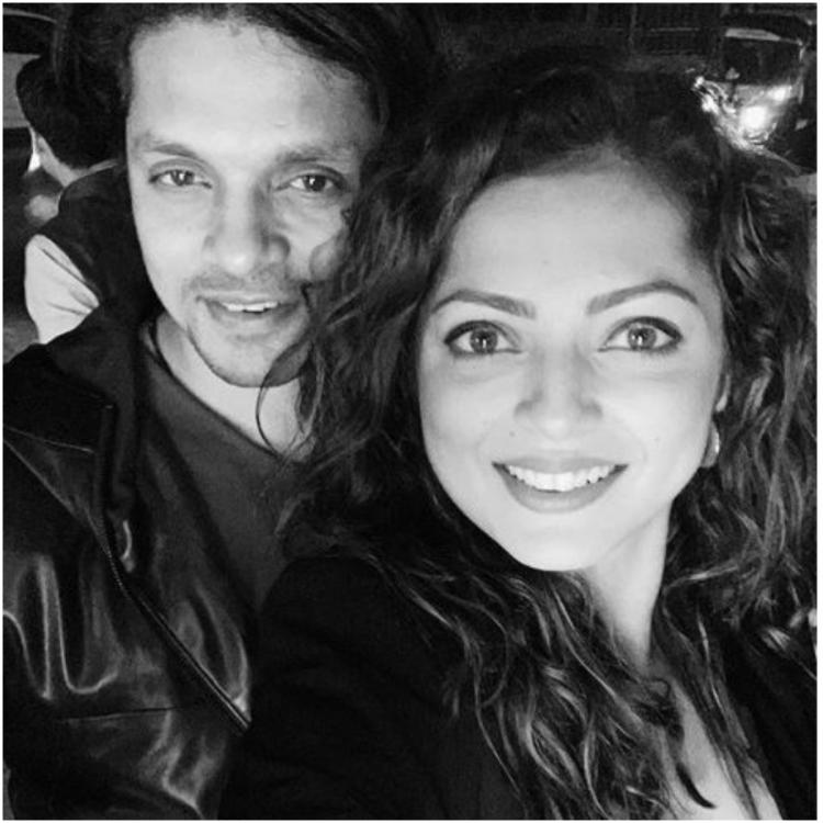 Drashti Dhami has the funniest caption to this unseen childhood picture with brother Jaisheel Dhami