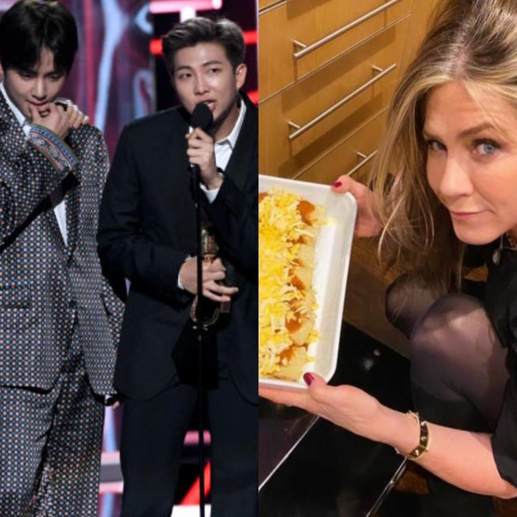 Hollywood Newsmakers Of The Week: BTS wins over AMAs, Jennifer Aniston's Thanksgiving & Priyanka's new pet