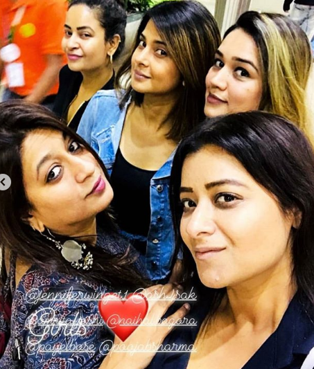 Bepannaah star Jennifer Winget is off to Goa with her girl gang