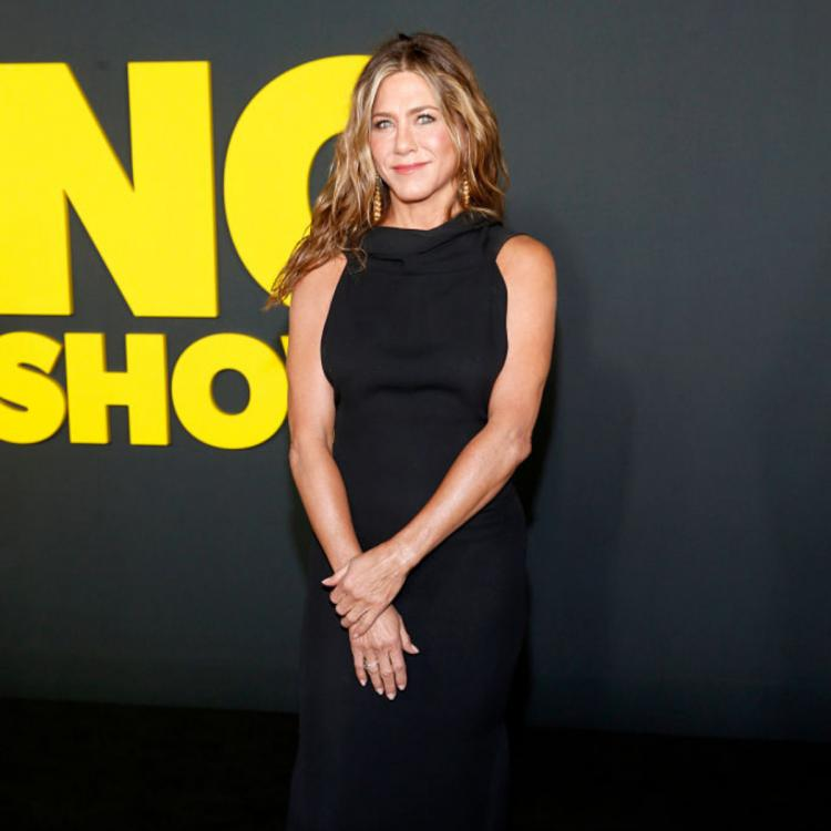 Jennifer Aniston flaunts her sexy back in a backless gown in her latest Instagram photo; Check it out