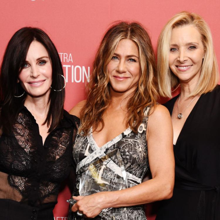 The One With The Friends Reunion: Jennifer Aniston, Courteney Cox, Lisa Kudrow reunited and melted our hearts