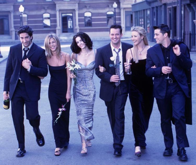 The cast of Friends recently reunited for a dinner to celebrate 25 years since the iconic sitcom aired.