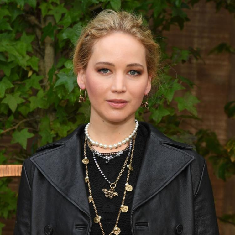 Jennifer Lawrence leaves for an expensive honeymoon to Indonesia
