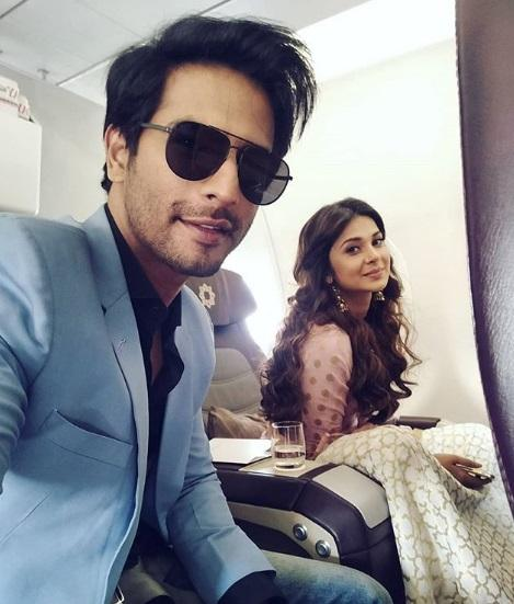 Bepannaah Jennifer Winget And Sehban Azim Make For A
