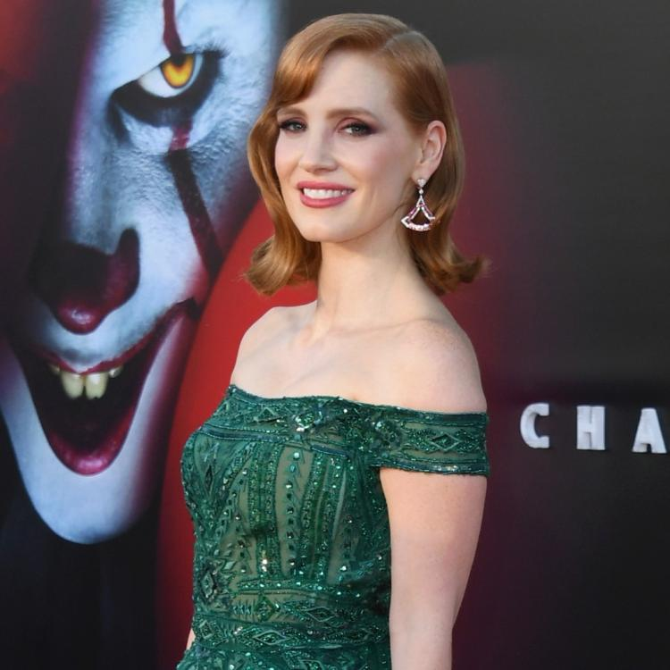 Jessica Chastain REVEALS she started watching horror films when she was seven