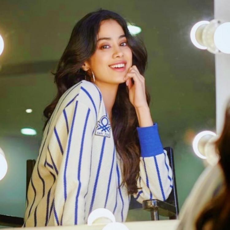 Watch: Janhvi Kapoor shares a hilarious video; Says everyone's didi is me