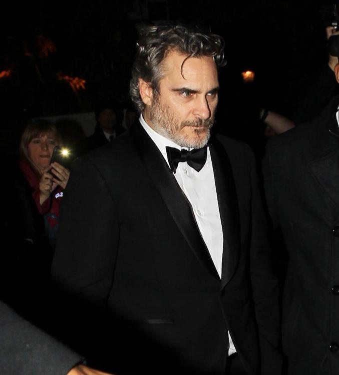 Joaquin Phoenix is currently the frontrunner to take home the Academy Award for Joker.