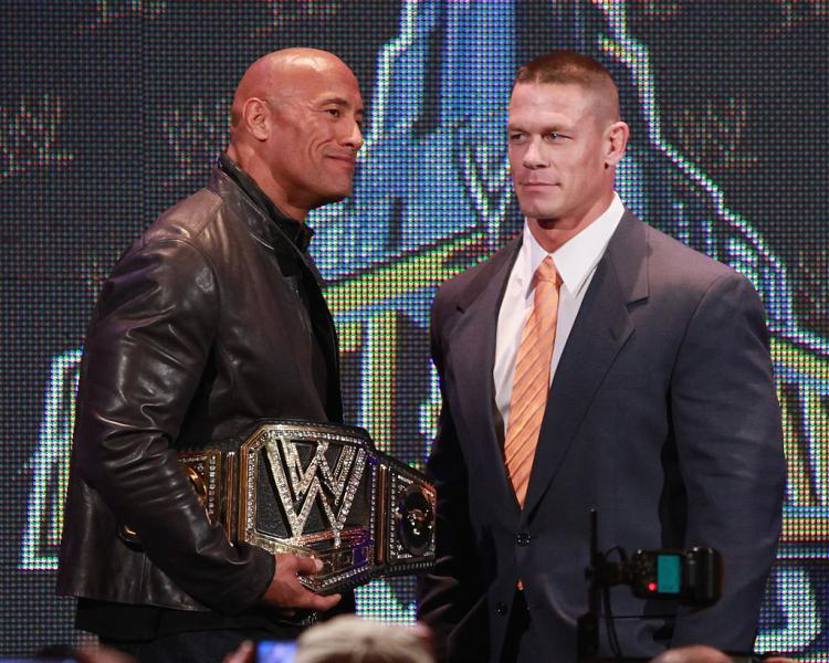 John Cena is taking back the words he said to The Rock during their feud in 2011-2013.