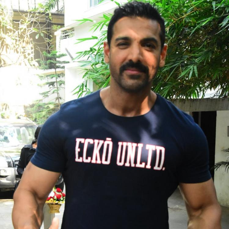 John Abraham says Hindi Film Industry is not a secular place | PINKVILLA
