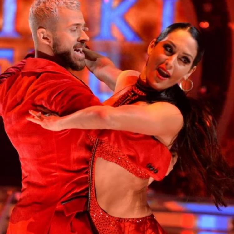 Nikki Bella is dating her Dancing With the Stars partner