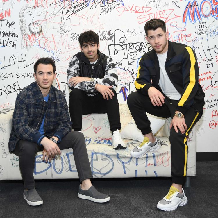 Jonas Brothers announce new song featuring Karol G; Fans flood ...