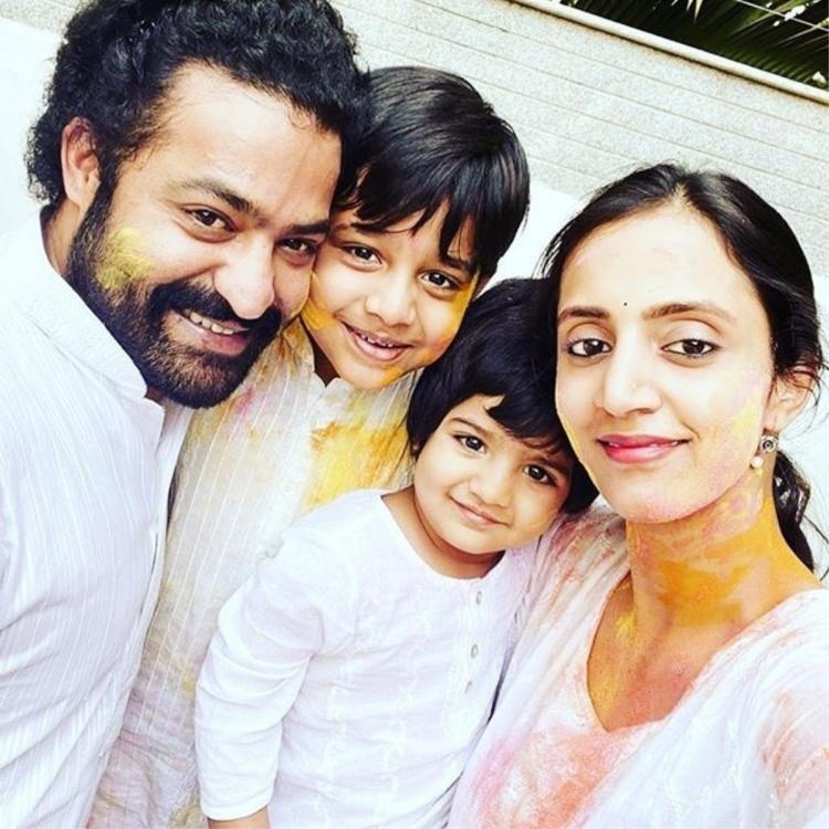Jr NTR Birthday Special: 8 endearing moments of RRR actor that prove he is a perfect family man