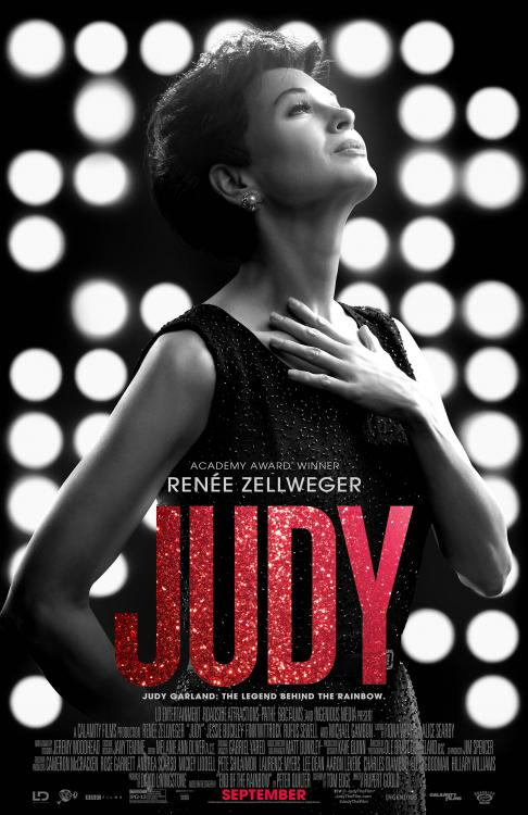 Judy is slated to release in India on January 24, 2020.
