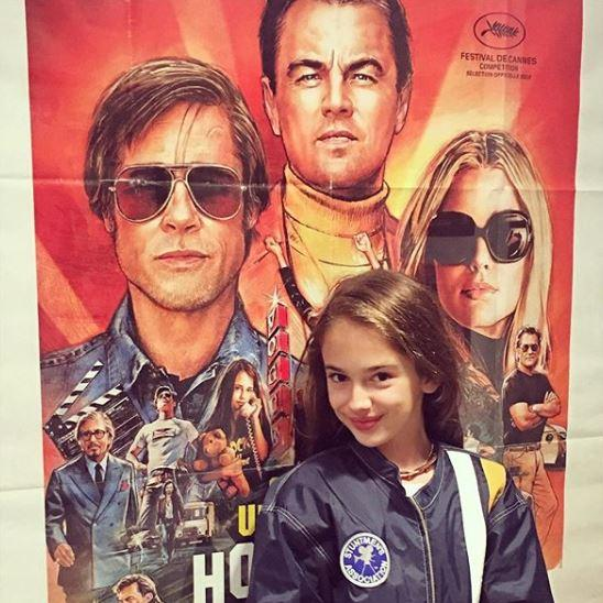 Julia Butters portrayed the character of Trudi Fraser in Once Upon a Time in Hollywood