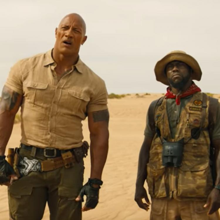 Jumanji: The Next Level 2nd Weekend Box Office Collection India: Dwayne Johnson starrer had a Dabangg earning