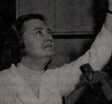 Read about June Almeida, a virologist, who discovered the first human Coronavirus in 1965