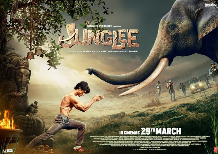Vidyut Jammwal pulls off high risk action sequence for Junglee; read on