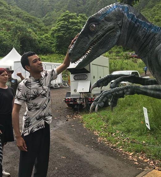 Daniella Pineda and Justice Smith are going to reprise their roles in Jurassic Park 3
