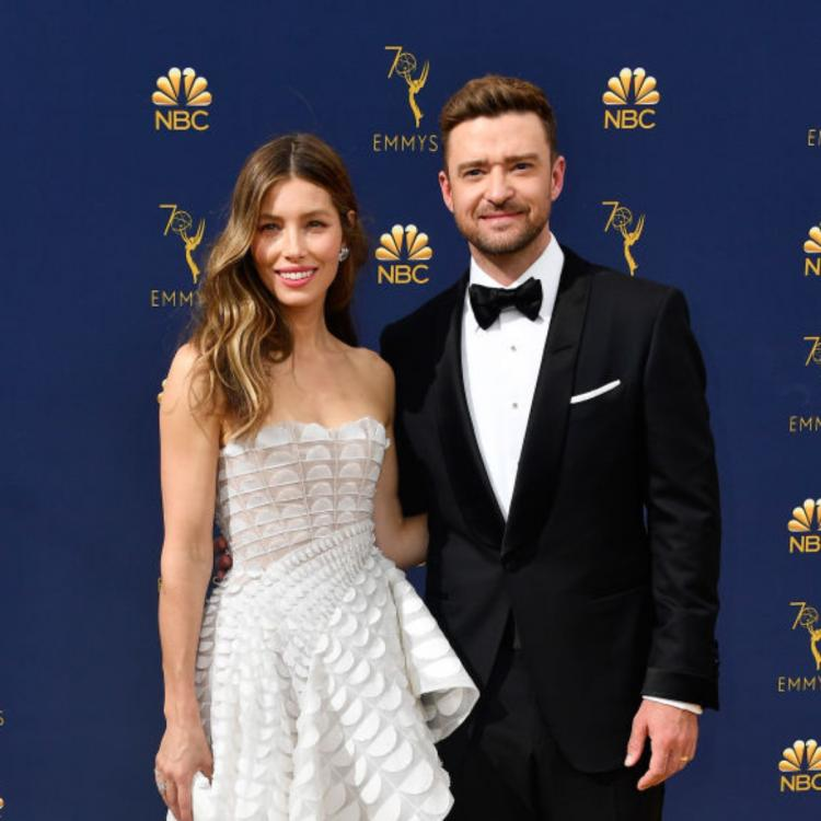 Justin Timberlake insisting wife Jessica Biel visits Palmer sets to completely douse off his PDA scandal?