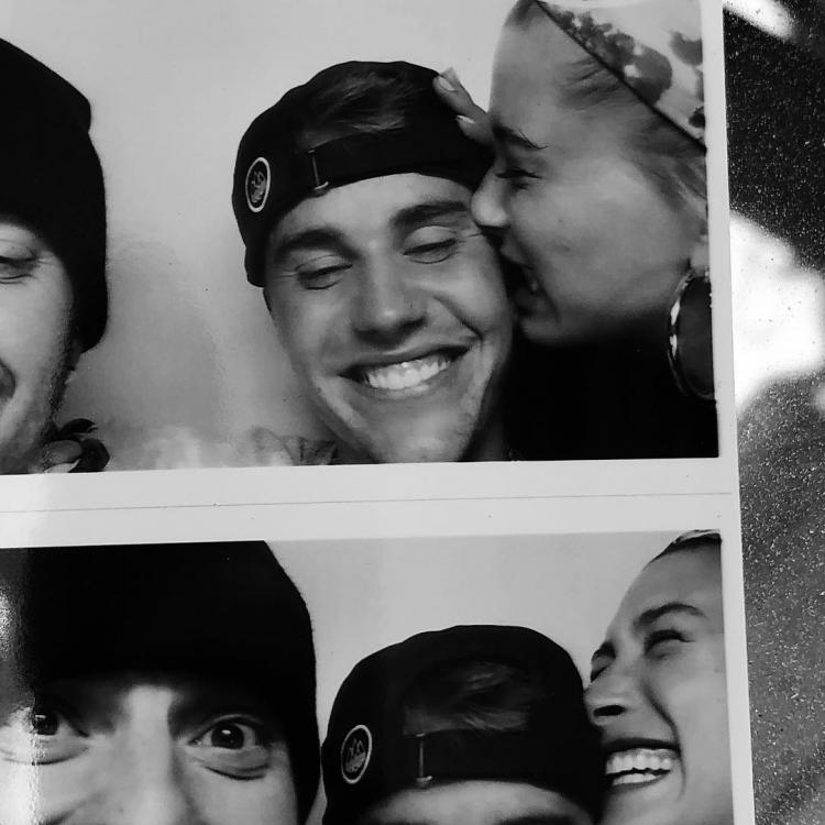 Justin Bieber and Hailey Baldwin,Hollywood