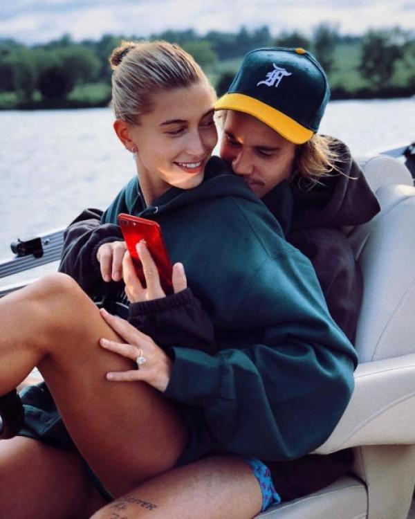 Justin Bieber and Hailey Baldwin go house hunting in downtown Manhattan