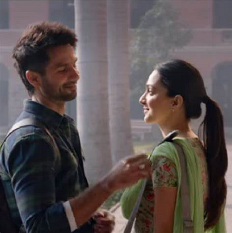 Shahid Kapoor,Kiara Advani,Box Office,Kabir Singh