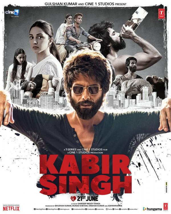 Discussion,Shahid Kapoor,Kiara Advani,Kabir Singh
