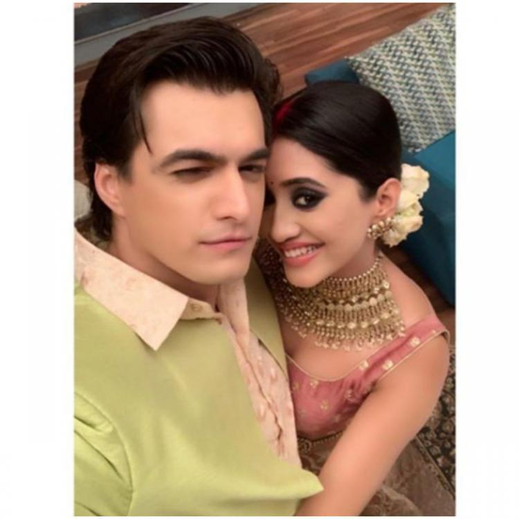 Yeh Rishta Kya Kehlata Hai: Shivangi Joshi gets nostalgic as Kaira complete 900 episodes of the show
