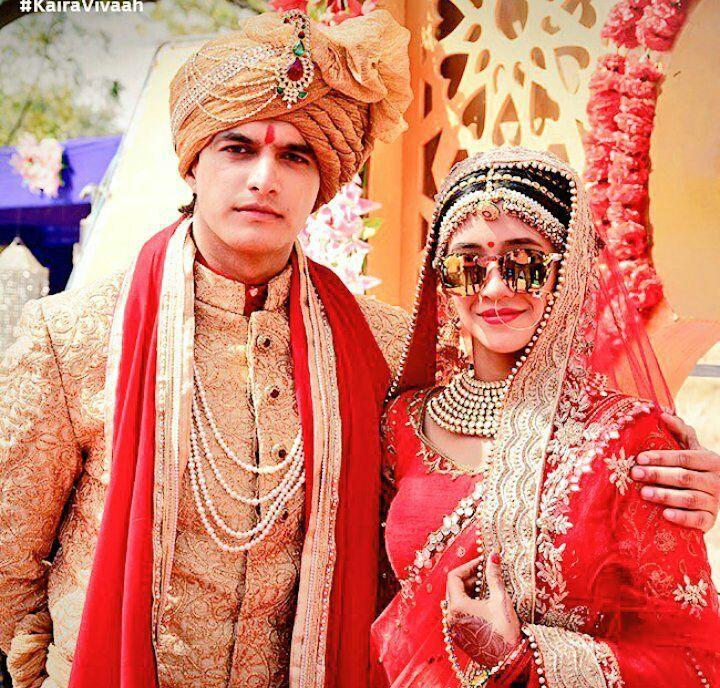 EXCLUSIVE: YRKKH fame Shivangi Joshi's parents REVEAL THIS scene of Kaira left them teary-eyed; read on
