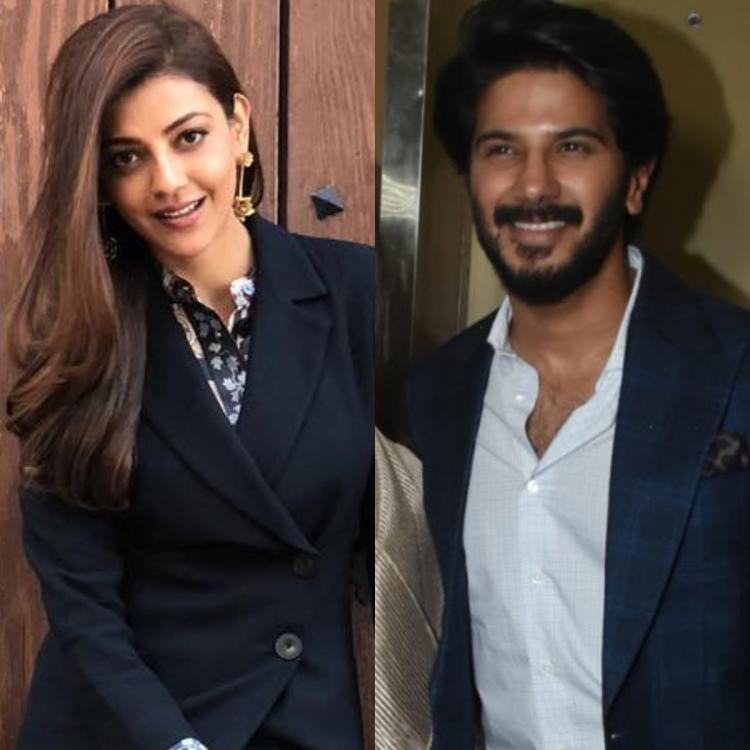 Kajal Aggarwal to romance Dulquer Salmaan in a Tamil film; Check it out