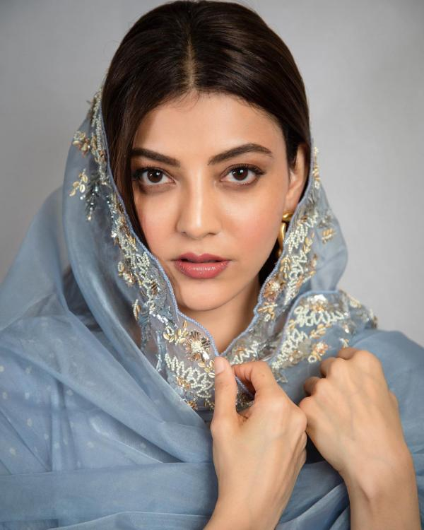 Kajal Aggarwal OPENS up on having an uncomfortable moment while doing intimate scenes