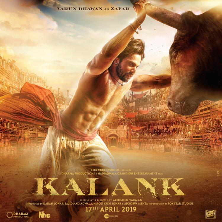 Box Office,Kalank,Kalank Box Office