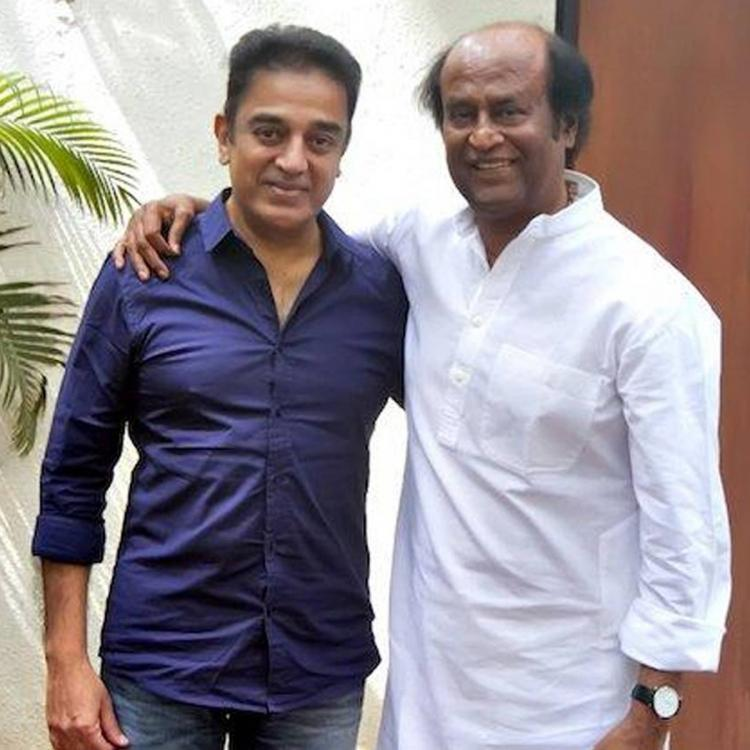 Kamal Haasan to play a cameo in Rajinikanth's film? Big collaboration of the superstars awaited after 35 years