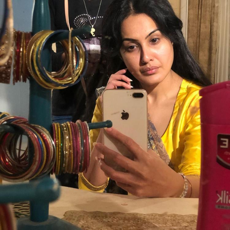 Kamya Punjabi reports her fake account and gets it blocked; Says 'It is not easy to be me'