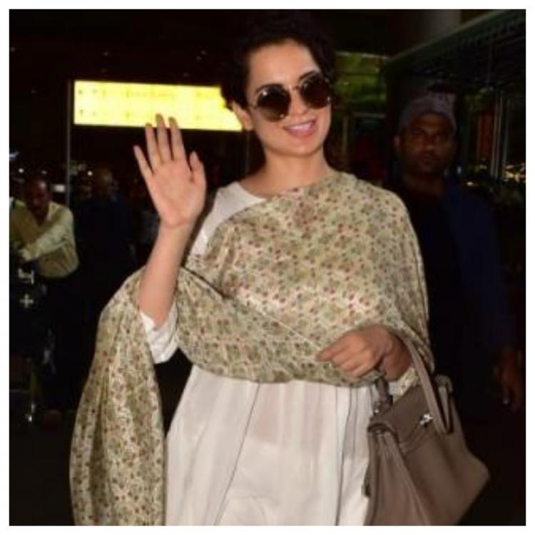 Kangana Ranaut to take Tamil lessons for Jayalalithaa's biopic; says, 'I will feel closer to her'