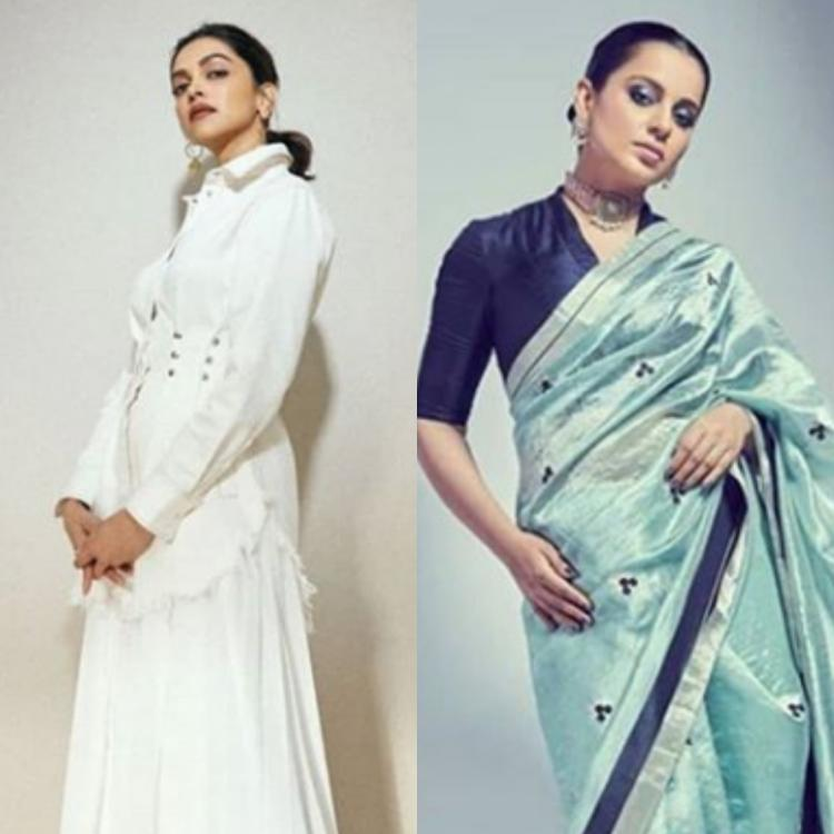 Deepika Padukone to Kangana Ranaut: All the celeb looks from airport to promotional events seen yesterday